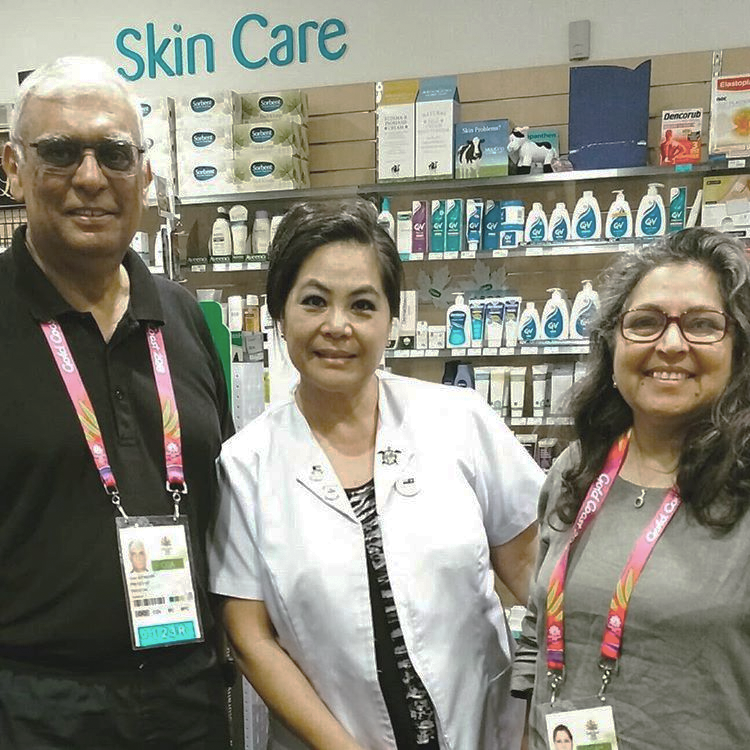 marina mirage pharmacy staff